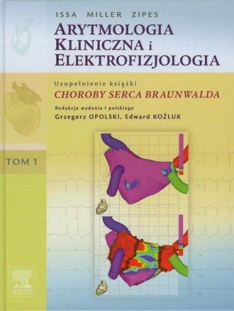 Arytmologia kliniczna i elektrofizjologia. - okładka książki