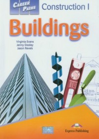 Career Paths. Buildings - Wydawnictwo - okładka książki