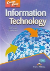 Career Paths. Information Technology - okładka książki