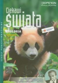 Ciekawi świata. Biologia. Szkoła - okładka podręcznika