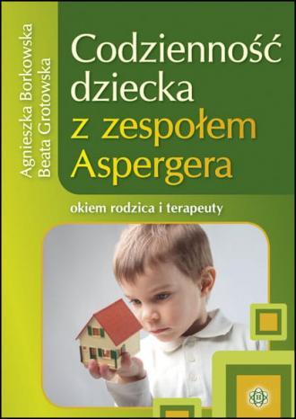 Codzienność dziecka z zespołem - okładka książki