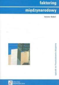 Faktoring międzynarodowy - okładka książki