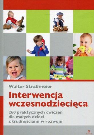 Interwencja wczesnodziecięca - okładka książki