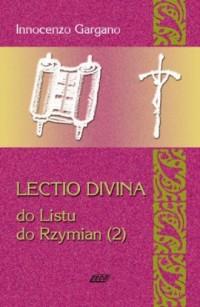 Lectio Divina 16 do Listu do Rzymian - okładka książki