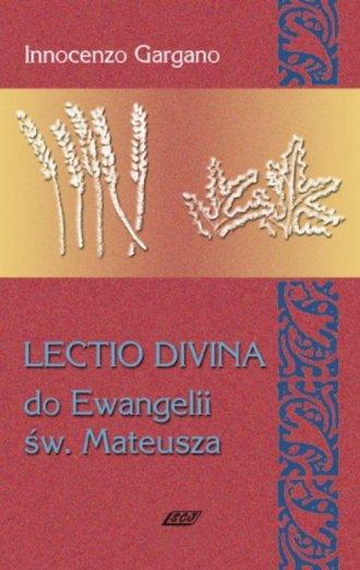 Lectio Divina 2 do Ewangelii Św - okładka książki
