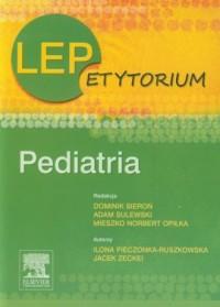 LEPetytorium. Pediatria - okładka książki