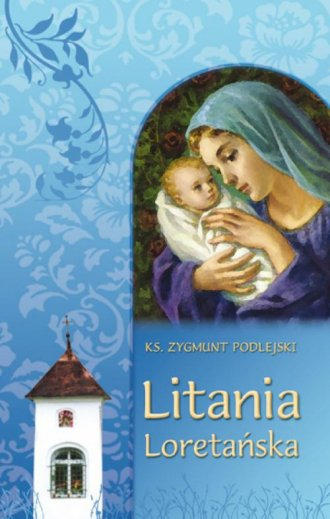 Litania Loretańska - okładka książki