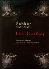 Lot Garudy - okładka książki