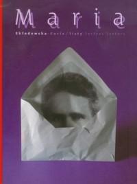 Maria Skłodowska-Curie. Listy - okładka książki