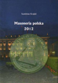 Masoneria polska 2012 - okładka książki