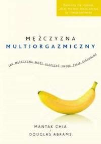 Mężczyzna multiorgazmiczny - okładka książki
