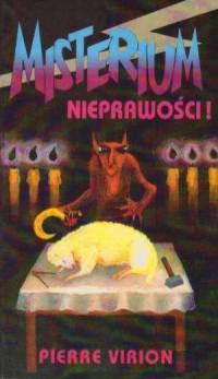 Misterium nieprawości - okładka książki