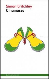O humorze - Simon Critchley - okładka książki