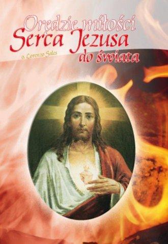 Orędzie miłości Serca Jezusa do - okładka książki