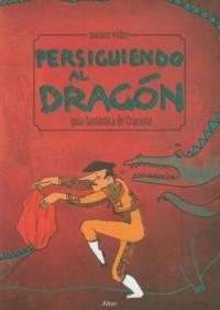 Persiguiendo al Dragon - okładka książki