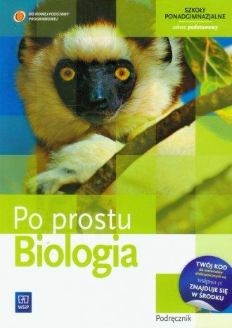 Po prostu. Biologia. Podręcznik. - okładka podręcznika