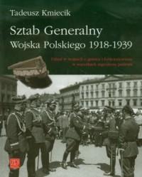 Sztab Generalny Wojska Polskiego - okładka książki