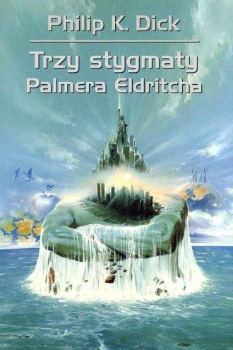 Trzy stygmaty Palmera Eldritcha - okładka książki