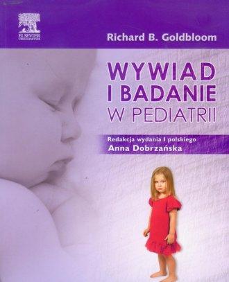 Wywiad i badanie w pediatrii - okładka książki