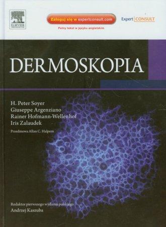 Dermoskopia - okładka książki