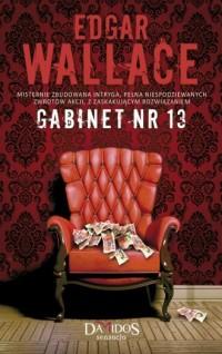 Gabinet nr 13 - okładka książki