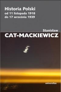 Historia Polski od 11 listopada - okładka książki