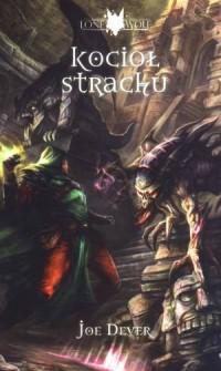 Kocioł strachu - okładka książki