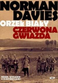 Orzeł biały. Czerwona gwiazda. Wojna polsko-bolszewicka 1919-1920 - okładka książki