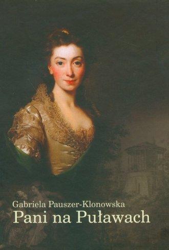 Pani na Puławach - okładka książki