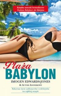 Plaża Babylon - okładka książki