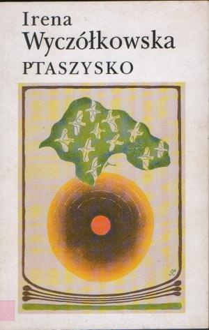 Ptaszysko - okładka książki