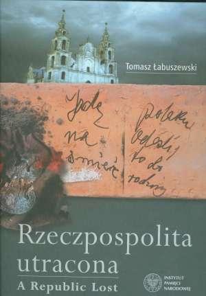 Rzeczpospolita utracona - okładka książki