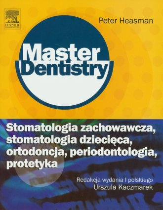 Stomatologia zachowawcza, stomatologia - okładka książki