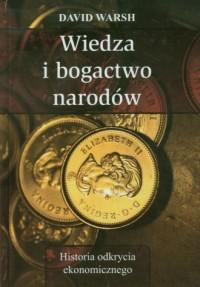 Wiedza i bogactwo narodów - okładka książki