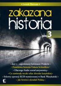Zakazana historia 3 - okładka książki