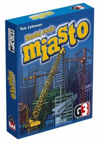 Zbuduj swoje miasto - zdjęcie zabawki, gry