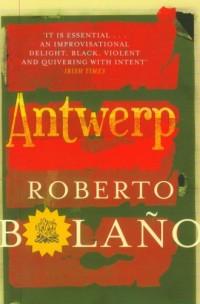 Antwerp - okładka książki