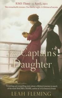 Captain s Daughter - okładka książki