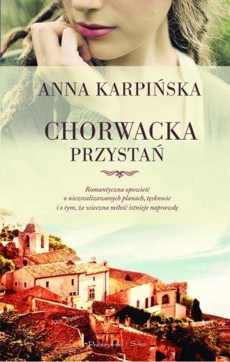 Chorwacka przystań - okładka książki