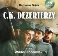 C.K. Dezerterzy (CD mp3) - pudełko audiobooku