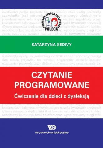 Czytanie programowane. Ćwiczenia - okładka podręcznika