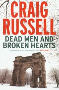 Dead Men and Broken Hearts - okładka książki
