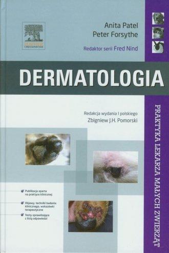 Dermatologia. Praktyka lekarza - okładka książki