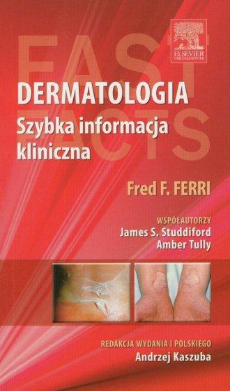 Dermatologia. Szybka informacja - okładka książki