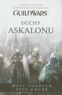 Duchy Askalonu - okładka książki