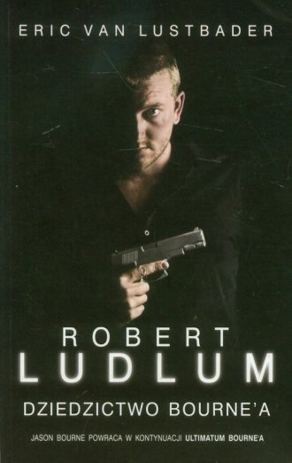 Dziedzictwo Bourne a - okładka książki