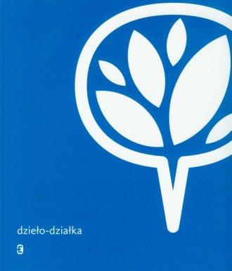 Dzieło-działka - okładka książki