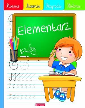 Elementarz - okładka książki