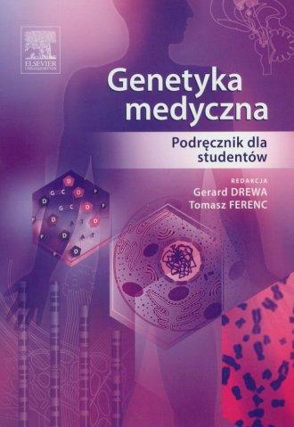 Genetyka medyczna. Podręcznik dla - okładka książki