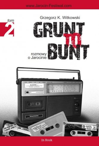 Grunt to Bunt. Tom 2 - okładka książki